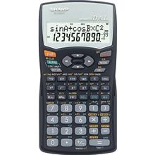 SHARP EL-509W Scientific Calculator